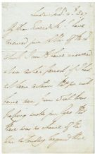 Duke of Wellington Autograph Signed Letter
